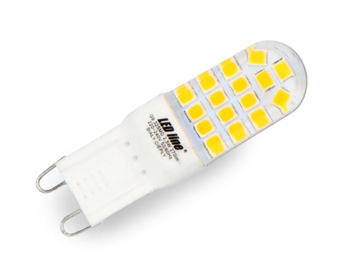 lampa g9 silikon